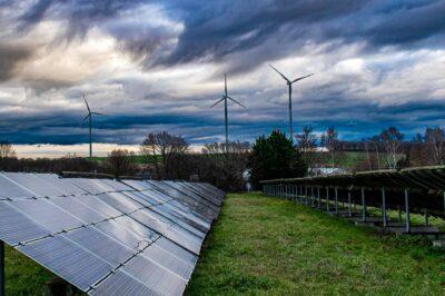 vind och solkraft